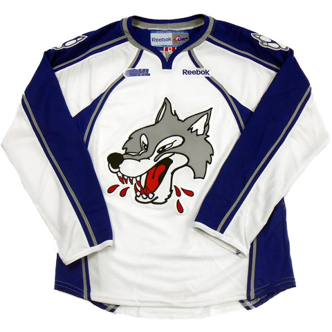 WOLVES WHITE JERSEY