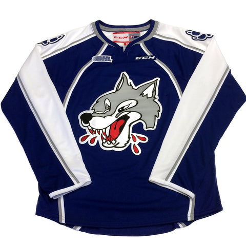 WOLVES BLUE JERSEY