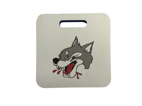SUDBURY WOLVES SEAT CUSHION
