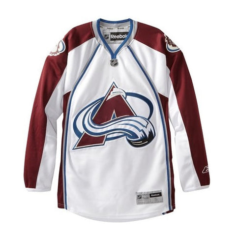 COLORADO AVALANCHE PREMIER JERSEY (WHITE)