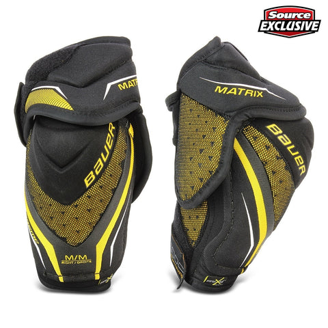 BAUER SUPREME MATRIX JR ELBOW PADS