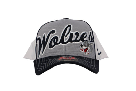 "WOLVES ""ZEPHYR"" UPRISING ADJUSTABLE CAP"
