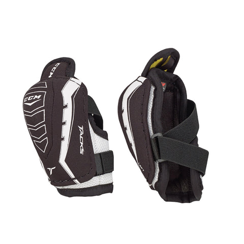 CCM TACKS YOUTH ELBOW PADS