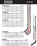 CCM RIBCOR RECKONER SENIOR STICK