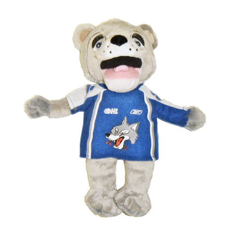 WOLVES TOY MASCOT HOWLER