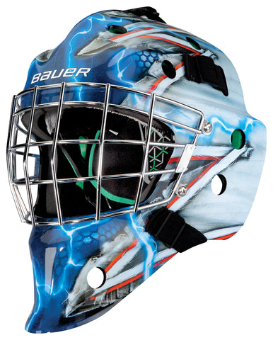 BAUER NME 4 SENIOR MASK KING NEW YORK