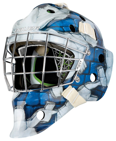 BAUER NME 4 SENIOR MASK WALL BLUE