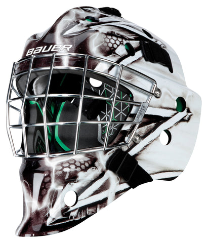 BAUER NME 4 SENIOR MASK KING LOS ANGELES