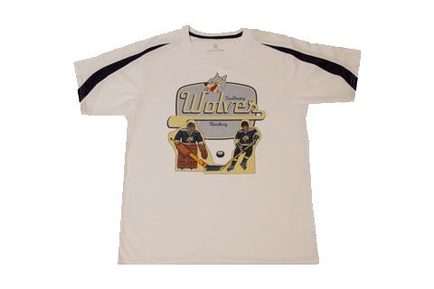 WOLVES YOUTH TABLE TOP TEE