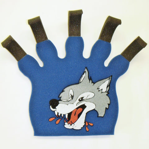 WOLVES FOAM HAND CLAW