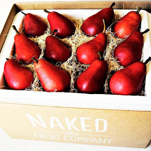 Red Pear Box