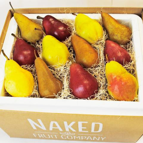 Pear Medley Box Suitcase