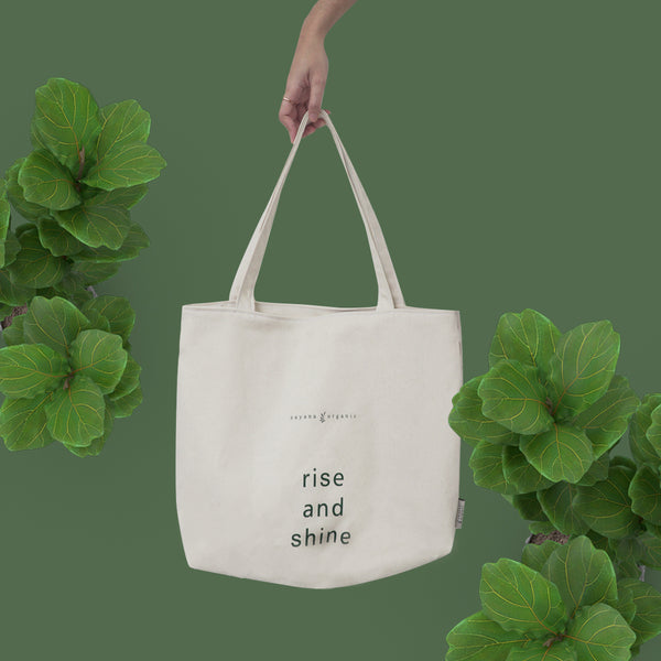Shine Organic Essential Bag