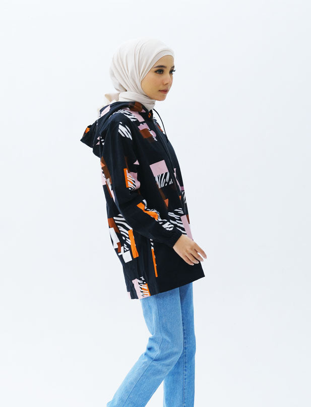 Midnight Savanna Organic Jacket (Size: L)