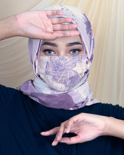 Masker Organik Daisy (Raya Collection)