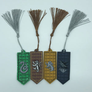 Bookmark - HP Red House Flag