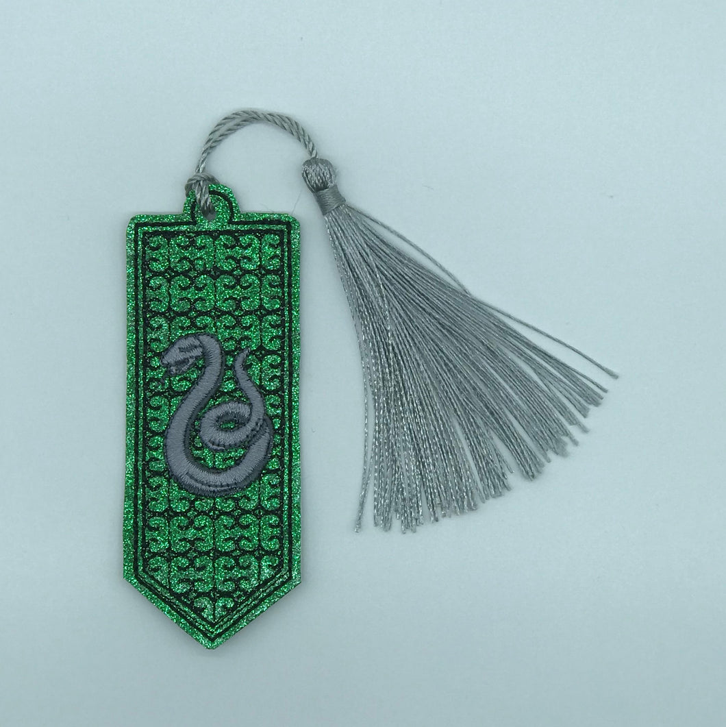 Bookmark - HP Green House Flag
