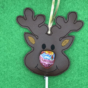 Ornament - Reindeer Sucker