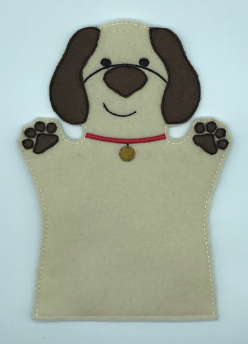Hand Puppet - Puppy/Dog