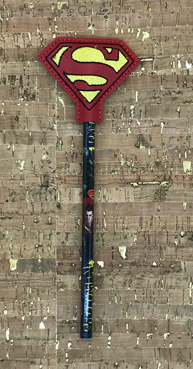 Pencil Topper - Super Hero