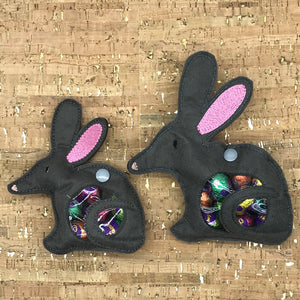 Treat Bag -  Easter Bilby - Small