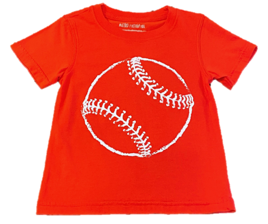 Short-Sleeve Baseball T-Shirt