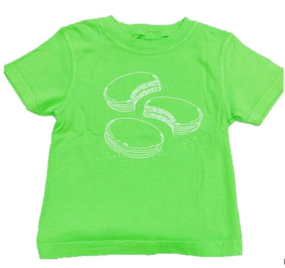 Short-Sleeve Green Moonpie T-Shirt