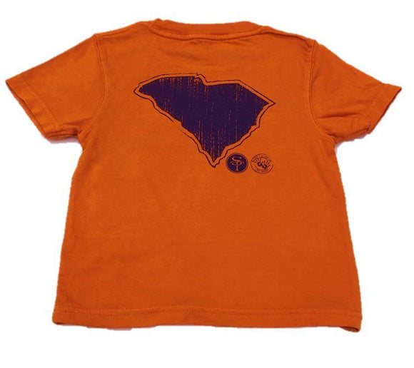 Short-Sleeve State of South Carolina T-Shirt
