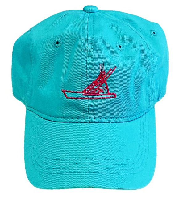 Aqua Sport Fishing Boat Hat