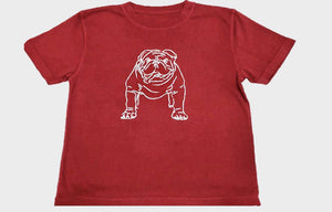 Short-Sleeve Bulldog T-Shirt