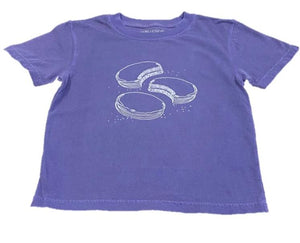 Short-Sleeve Purple Moonpie T-Shirt