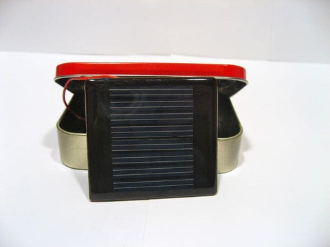 AA Solar Charger in Altoids Tin