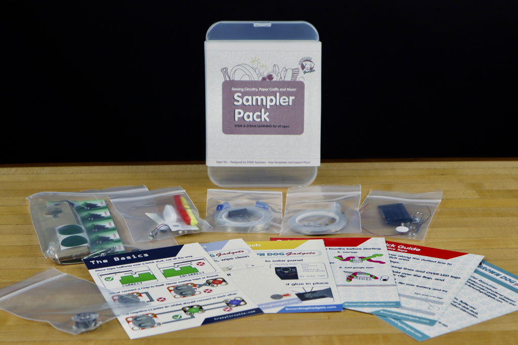 Mini Lessons and Limited Time Sampler Packs!