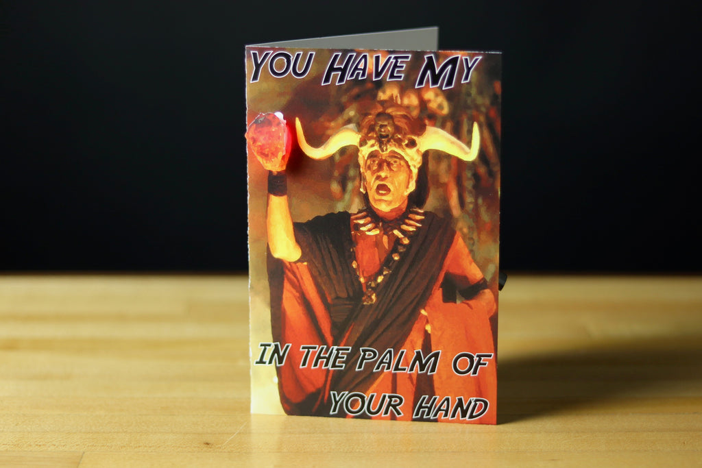 Kalima!!! Valentines Day Card