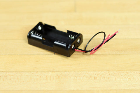 2AA Battery Holder