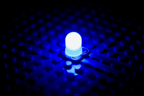 Blue Jumbo Diffused LED Chip