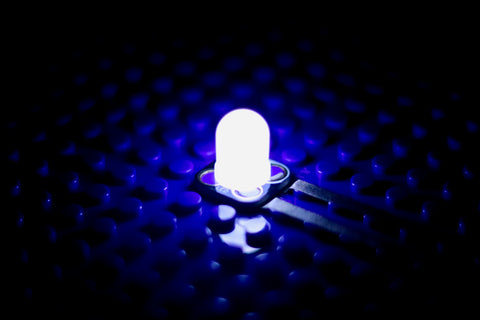 White Jumbo Diffused LED Chip