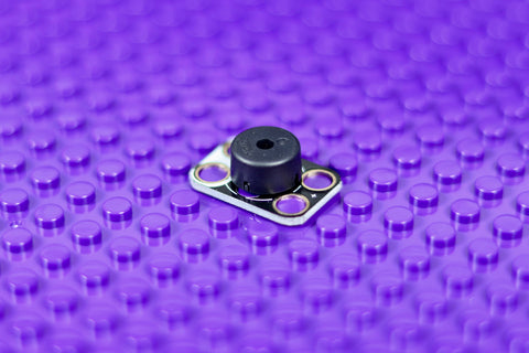Piezoelectric Speaker Chip