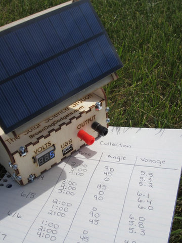 Solar Science Station