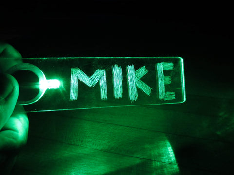 LED Name Badge Kit