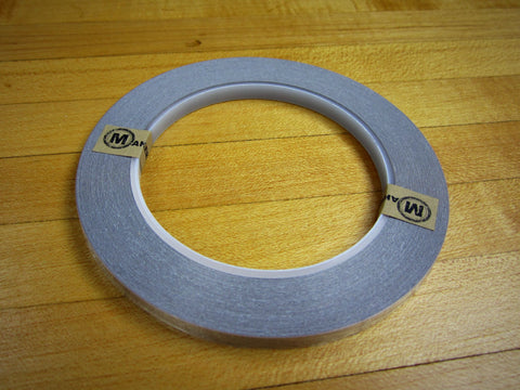 Maker Tape 1/4th inch - 20M Roll - Nylon Conductive Tape