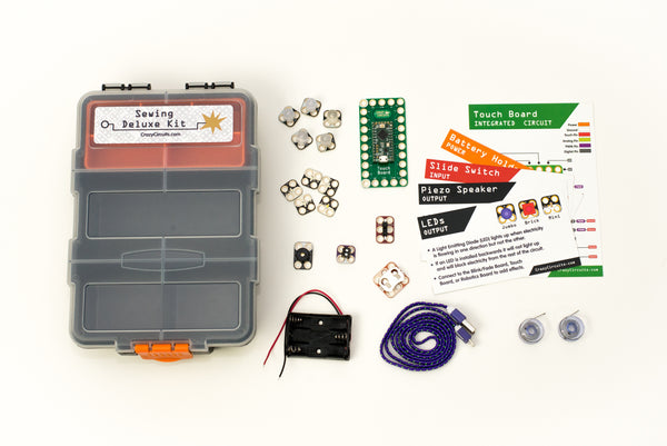 Crazy Circuits Sewing Deluxe Kit