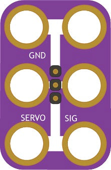 Male Header Chip