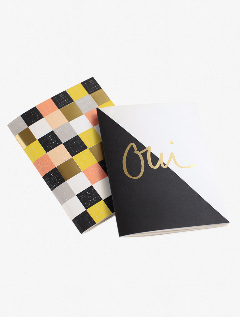 Oui Pocket Notebook Set