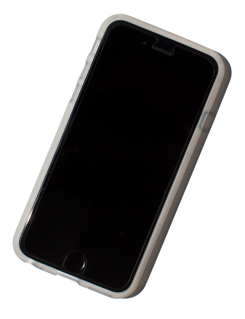 Clear Color Bar iPhone Case