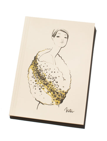 Leopard Notebook Set