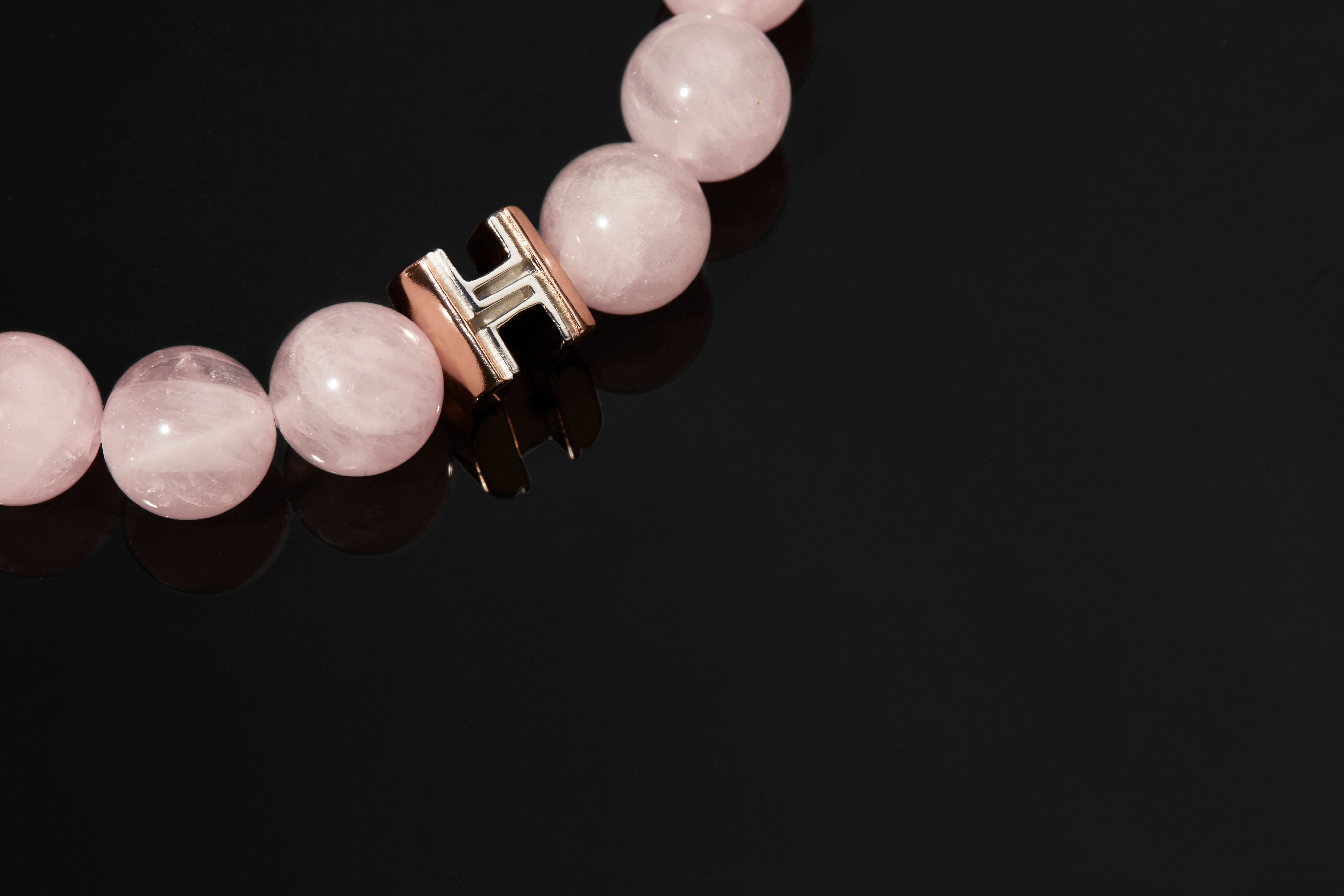 The Signature | Rose Quartz