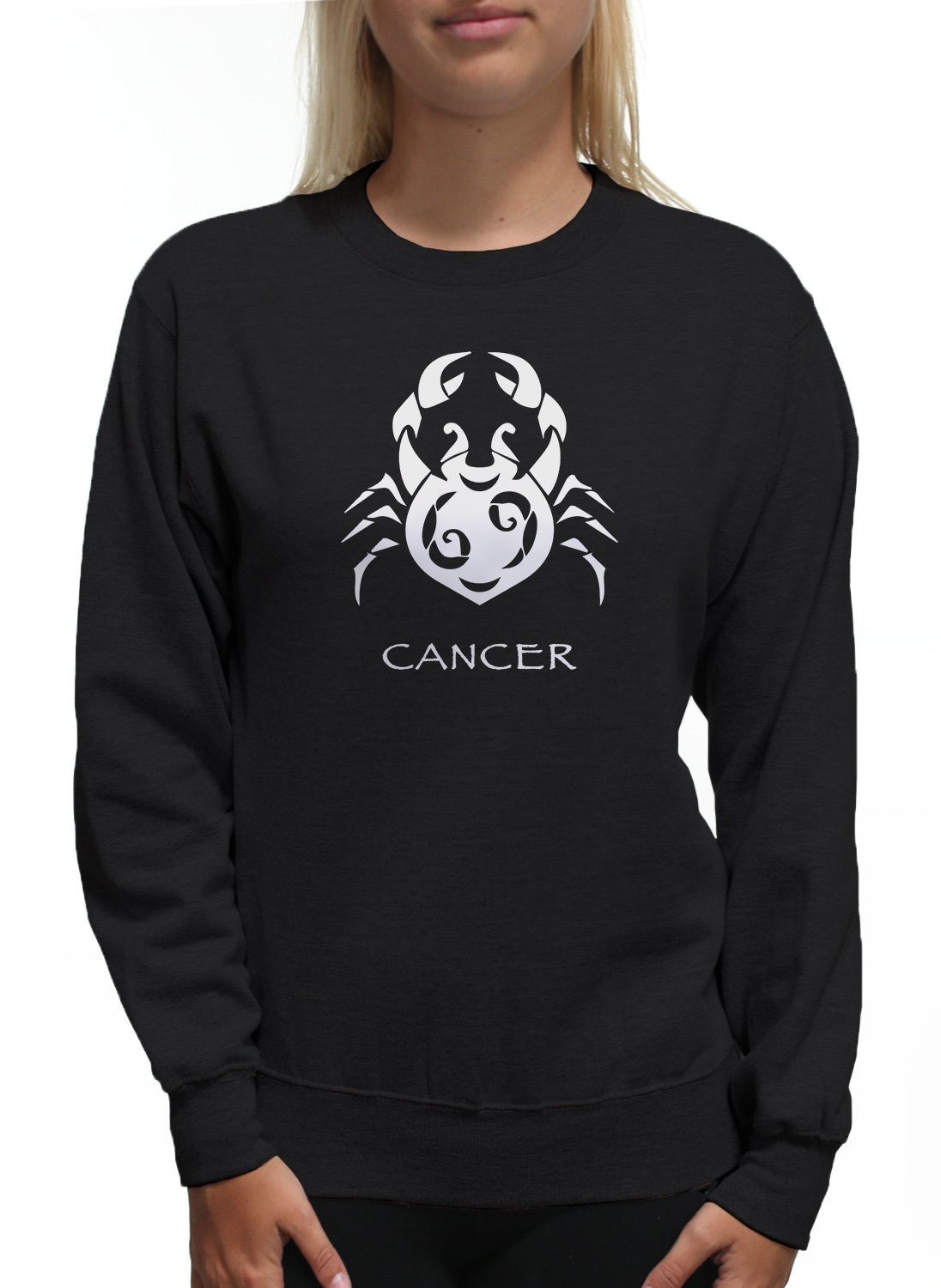 Cancer White Crab Astrological Sign
