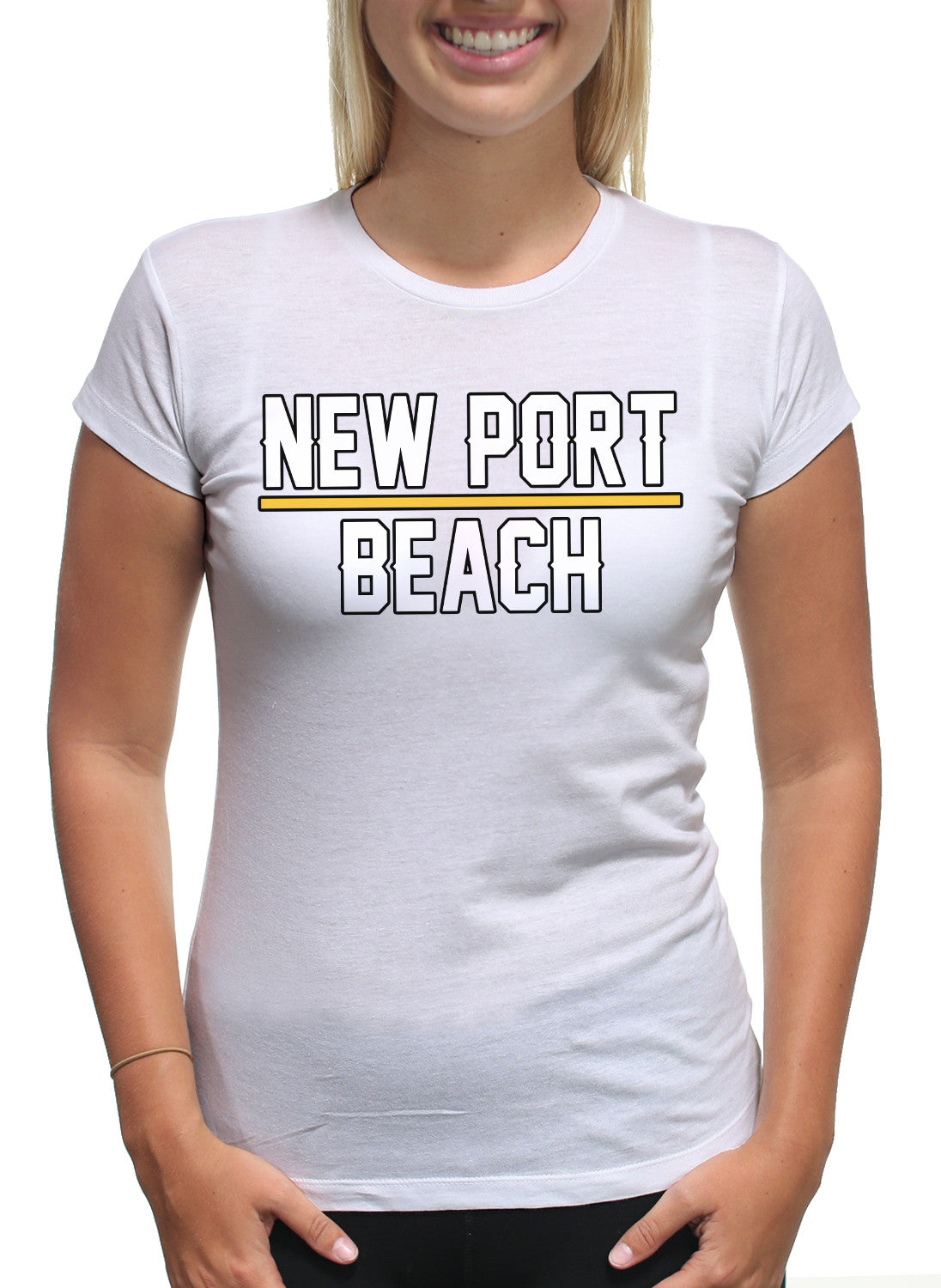 New Port Beach Vacation Proud