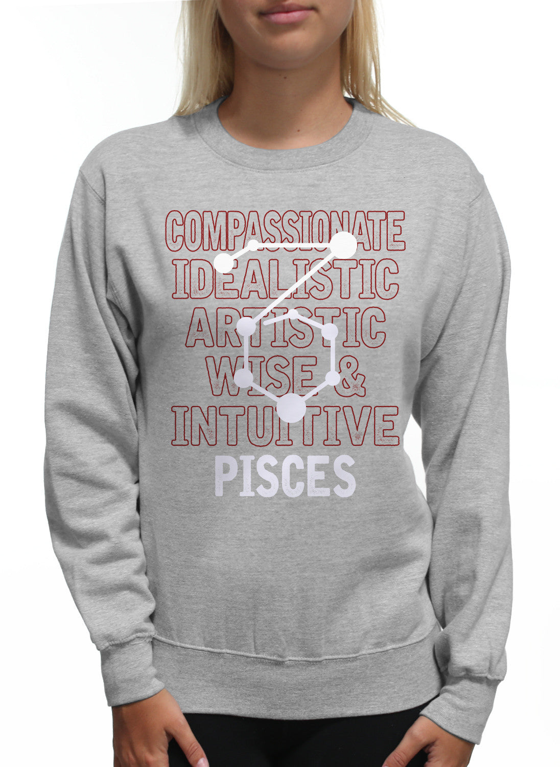 Women's PISCES TRAITS T-Shirt & Hoodies – YoungMotto com